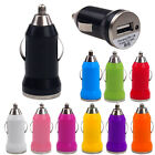 New Mini USB Car Auto Charger Adapter For Iphone Ipod Samsung Cell Phone