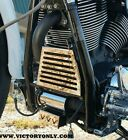 Oil Cooler Cover Stainless Steel Victory Motorcycle Vegas Hammer Jackpot Gunner