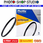 Phottix Clear UV Haze Camera Lens Filter Schott Glass 4 Layers Free Postage