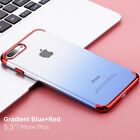 For iPhone 6 6S 7/ 7 Plus Case Mosafe® Ultra Thin Hybrid Colored Slim Hard Cover