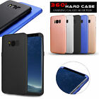 Hybrid 360 Protection Ultra Thin Case Screen Protector For Samsung Galaxy S8