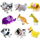 Cute Kid Foil Pet Animals Walking Balloon Helium Fun Toy Party Birthday Decors K