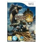 Monster Hunter 3 Tri Solus Game Wii Brand New