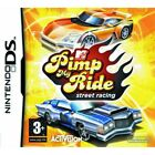 Pimp My Ride Street Racing Game DS Brand New