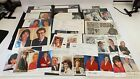Collection of BRITISH TV PERSONALITIES Autographs, Photographs & Letters - B66