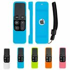 Remote Controller Case Silicone Protective Covers Skin For Apple TV 4th Gen Siri