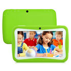 """Unlocked 7"""" Quad Core Android Tablet PC 8GB For Children Camera Wifi Kitkat Kids"""