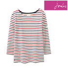 Joules Harbour Ladies Jersey Top (V) **FREE UK Shipping**