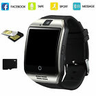 Touch Screen Bluetooth Smart Wrist Watch Phone For Android xiaomi mi5 Samsung LG
