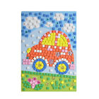 New Mosaics Creative Puzzles Animals Arts Craft Stickers for Kid Educational Toy