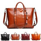Women Leather Handbag Shoulder Messenger Hobo Satchel Tote Crossbody Bag new
