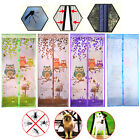 Magic Mesh Hands-Free Screen Door with Magnets Anti Mosquito Bug Doors Curtain