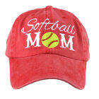 Katydid Softball Mom Women's Baseball Cap
