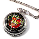 Robertson Scottish Clan Pocket Watch