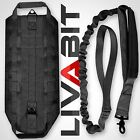LIVABIT Tactical K9 Police Military Canine Harness Pet Dog Cat Jacket Molle Vest