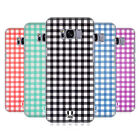 HEAD CASE DESIGNS GINGHAM-PATTERNS HARD BACK CASE FOR SAMSUNG GALAXY S8