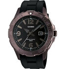 Casio MTD-1073-1A1VCF Men's Ion Plated Analog Diver Watch-Batteries Not Included