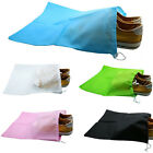Travel Shoes Boot Fabric Anti Dust Storage Bag Holder Cleaner Cover Soft 10Pcs