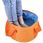 Portable Water Basin Folding Washbowl Collapsible Sink Camping Equipment Easy