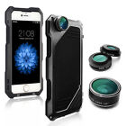 Shockproof Aluminum Case with lens FOR Iphone Aka phone case Dustproof