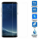 9H Full Cover Tempered Glass Screen Film Protector For Samsung Galaxy S8 S8 Plus