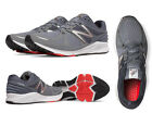 New Balance MPRSMGR Men's Speed Vazee Prism Running Shoes, Grey w/ Red