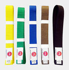 Martial Art Belts | Karate Belts, Taekwondo Belts All Colors & Sizes