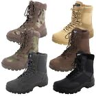 MIL-TEC TACTICAL BOOTS YKK ZIPPER EINSATZSTIEFEL OUTDOOR SECURITY STIEFEL