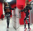 Sexy Women Yoga Workout Gym Leggings Fitness Sports Trouser Athletic Pants YA329