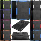 Hybrid Shockproof Precise Opening Skidproof Cover Case For Apple iPad 2017 9.7""