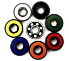 XTREME™ ABEC 9 - 11 SKATEBOARD BEARINGS 608 CUSTOMIZE BEARINGS COLOURS + STICKER