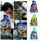 1PCS Toy Story Children Drawstring Backpacks School Shopping Party Bags Kid Gift