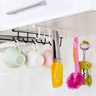 New Kitchen Bathroom Rack Cupboard Hanging Hanger Chest Storage Organizer Holder