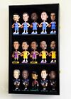 Bobble Head Bobbleheads Figurines Dolls Cabinet Display Case Rack Holder Figure