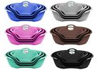 Heavy Duty Plastic Waterproof Pet Dog/Cat Bed Basket or Cushions in 4 sizes