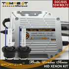 Sportiva D2S D2R HID Xenon 55W Boltz AC Replacement Kit CANBUS Error Decoders
