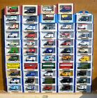 OXFORD DIECAST LIMITED EDITION MODEL VANS/TRUCKS & BUSES CHOOSE FROM LIST LOT B
