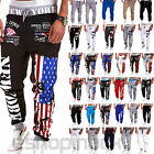 red dance pants - Men's Casual Harem Pants Baggy Sweatpants Dance Sport Jogger Sportswear Slacks