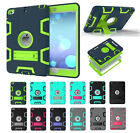 New Shockproof Defensive Heavy Duty Hybrid Protect Cover for iPad Air 1 9.4""