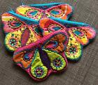 Butterfly Purse Girls Ladies Purse Fair Trade Embroidered Coin Purse