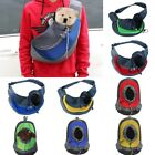 Comfort Pet Doggy Carrier Travel Puppy Sling Backpack Shoulder Bag Dog Cat Tote