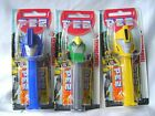 NEW SEALED TRANSFORMERS PEZ SWEETS DISPENSER OPTIMUS PRIME BUMBLEBEE GRIMLOCK