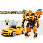 Transformers Transforming Optimus Prime Bumblebee Roboter Auto ACTION FIGURE Box