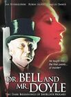 Dr. Bell and Mr. Doyle (DVD, 2003) MINT NEW Canadian Ian Richardson, Robin Laing