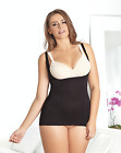 Cocoon Plus Size Body Slimming Underbust Shaper Top to Size 5X ~ Black or Beige
