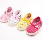 Baby Infant Shoe Kids Girl Summer Soft Sole Crib Crochet Toddler Newborn Shoes C