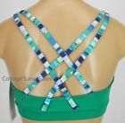 NEW LULULEMON Energy Bra 4 Jungle Seven Wonders Multi NWT Sports Yoga FREE SHIP