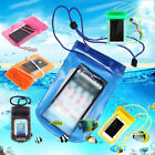 Multicolor Waterproof Case Pouch Dry Bag Cover For Mobile Phone Camera Outdoor