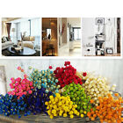 50pcs Romantic Baby's Breath Gypsophila Dry Flower Party Home Photos Decor BG
