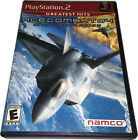 .PS2.' | '.Ace Combat 04 Shattered Skies.